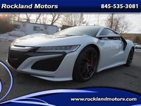 Used Acura Nsx For Sale >> Used Acura Nsx For Sale In West Nyack Ny Carsforsale Com