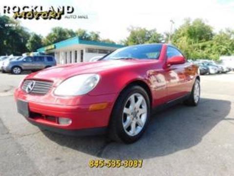 1998 Mercedes-Benz SLK for sale in West Nyack, NY