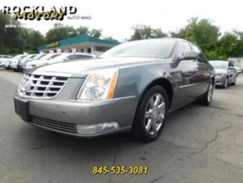 2007 Cadillac DTS for sale in West Nyack, NY