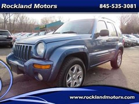 2003 Jeep Liberty for sale in West Nyack, NY