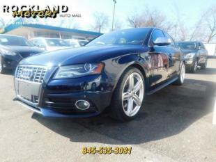2011 Audi S4 for sale in West Nyack, NY