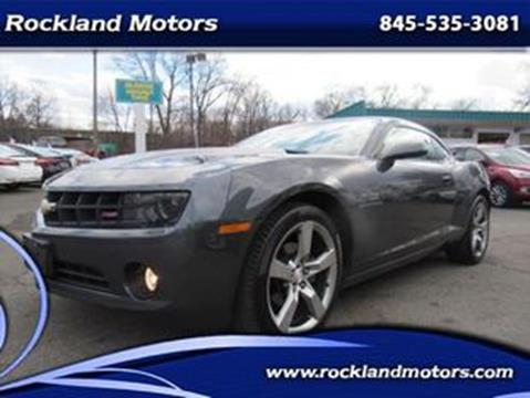 2011 Chevrolet Camaro for sale in West Nyack, NY