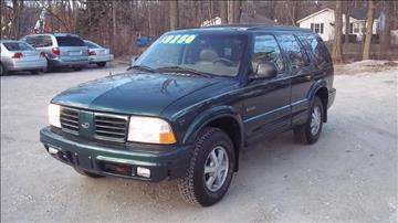 1998 Oldsmobile Bravada for sale in Muskegon, MI