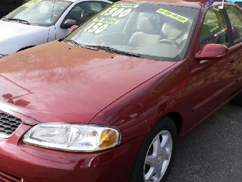 2001 Nissan Sentra for sale in Ledgewood, NJ