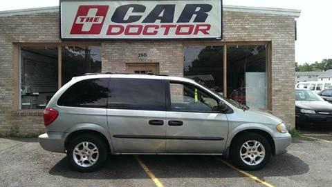 2003 Dodge Caravan for sale in Plainville, CT