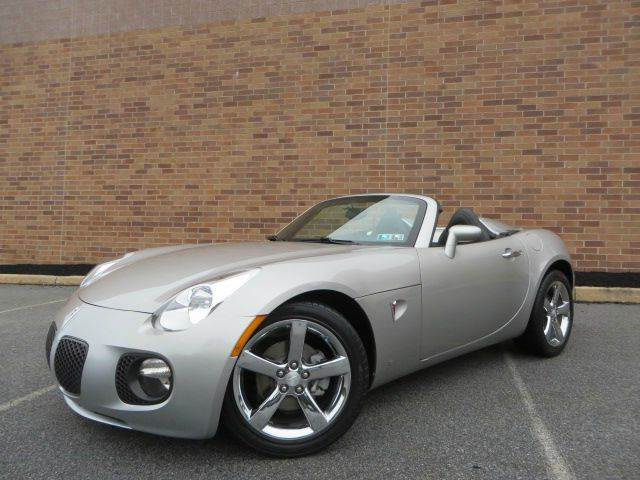 2008 Pontiac Solstice For Sale In Pennsylvania
