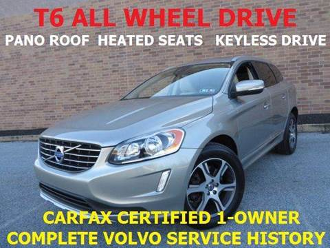 2015 Volvo XC60 for sale in West Chester, PA