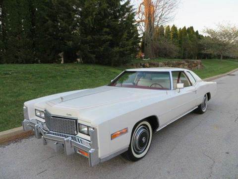 1976 Cadillac Eldorado for sale in West Chester, PA