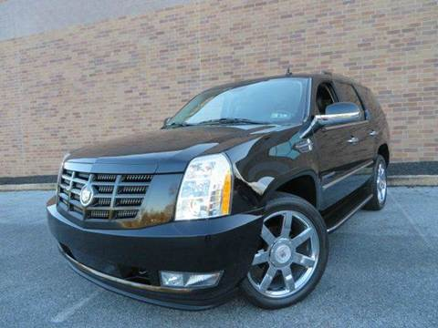 2012 cadillac escalade for sale pennsylvania. Black Bedroom Furniture Sets. Home Design Ideas