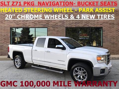 2014 GMC Sierra 1500 for sale in West Chester, PA