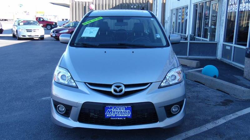 Mazda Mazda Grand Touring Dr Mini Van A In Council Bluffs - Mazda council bluffs