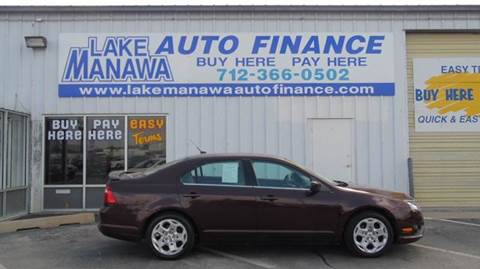 2011 Ford Fusion for sale in Council Bluffs, IA