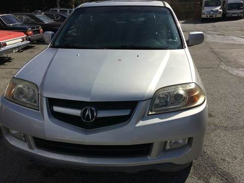 2005 Acura MDX for sale in Marietta, GA