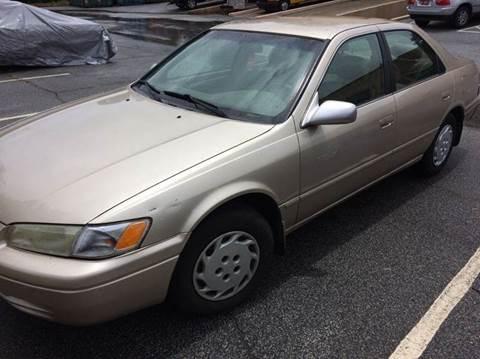 1999 Toyota Camry for sale in Marietta, GA
