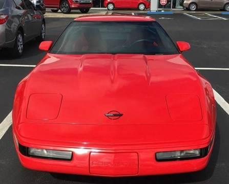 1995 Chevrolet Corvette for sale in Marietta, GA