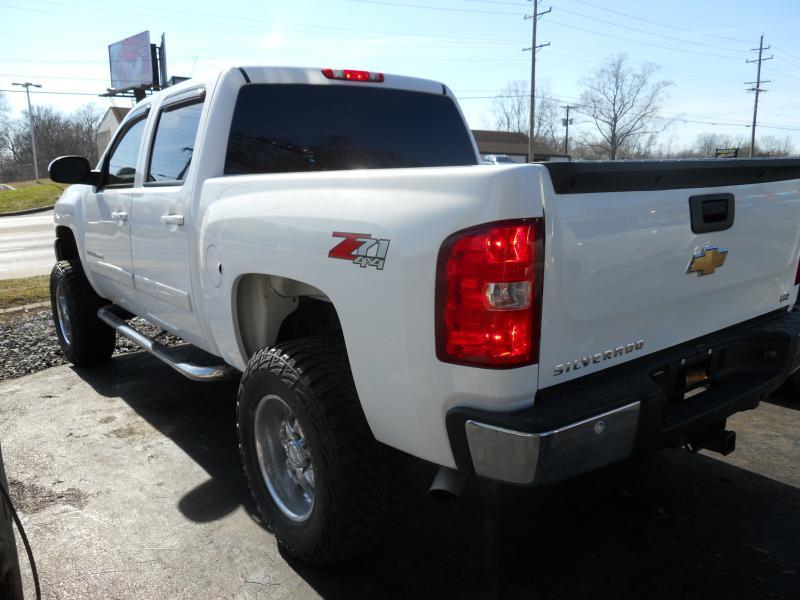 Used Cars In Cape Girardeau Mo ... Silverado 1500 1500 CREW CAB In Chaffee MO - Montgomery Auto Sales LLC
