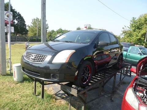 2007 Nissan Sentra for sale in Bentonville, AR