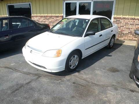 2002 Honda Civic for sale in Bentonville, AR