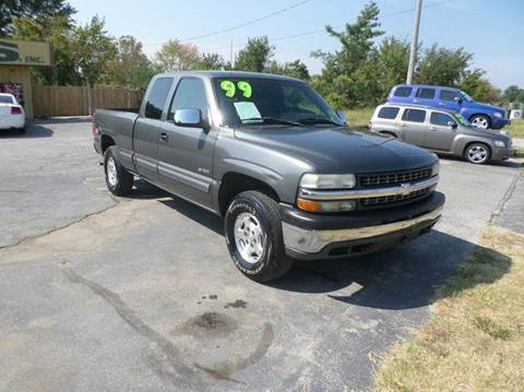 1999 Chevrolet Silverado 1500 for sale in Bentonville, AR