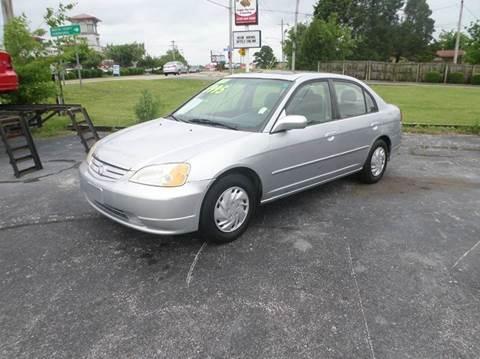 2003 Honda Civic for sale in Bentonville, AR