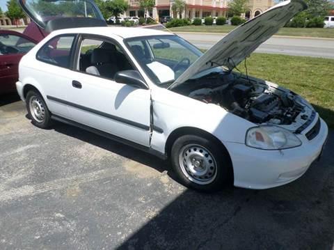 2000 Honda Civic for sale in Bentonville, AR