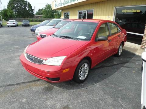 2007 Ford Focus for sale in Bentonville, AR