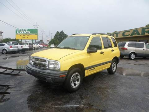 2003 Chevrolet Tracker for sale in Bentonville, AR