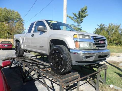 2005 GMC Canyon for sale in Bentonville, AR