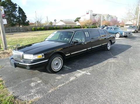 1996 Lincoln Town Car for sale in Bentonville, AR