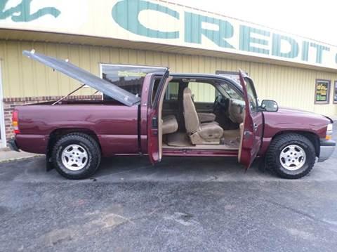 1999 Chevrolet Silverado 1500 for sale in Bentonville, AR