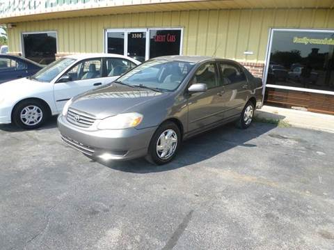 2004 Toyota Corolla for sale in Bentonville, AR