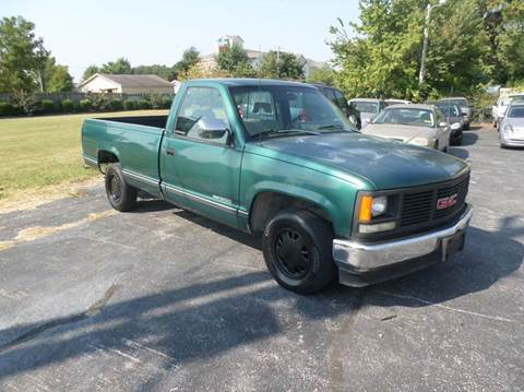 1993 GMC Sierra 1500 for sale in Bentonville, AR