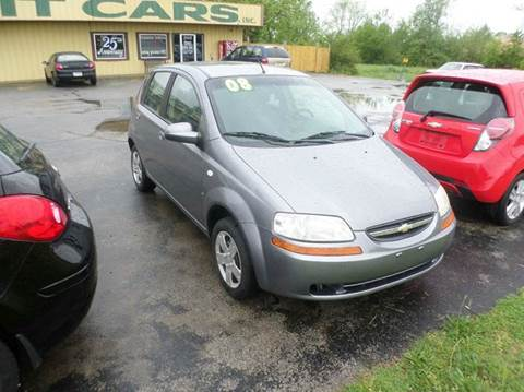 2008 Chevrolet Aveo for sale in Bentonville, AR