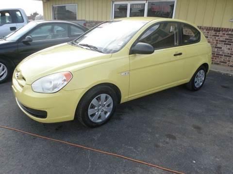 2008 Hyundai Accent for sale in Bentonville, AR