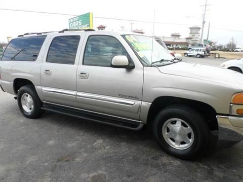 2004 GMC Yukon XL for sale in Bentonville, AR