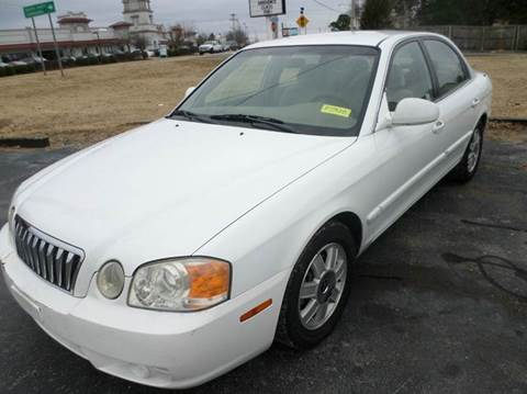 2003 Kia Optima for sale in Bentonville, AR