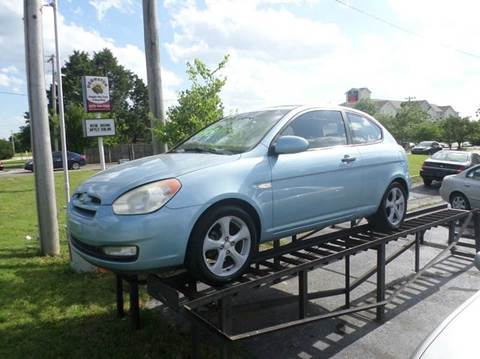 2007 Hyundai Accent for sale in Bentonville, AR
