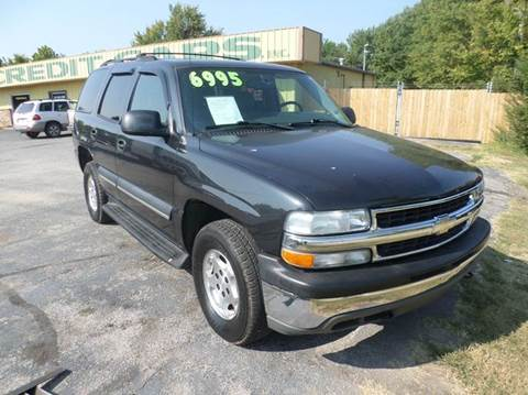 2004 Chevrolet Tahoe for sale in Bentonville, AR
