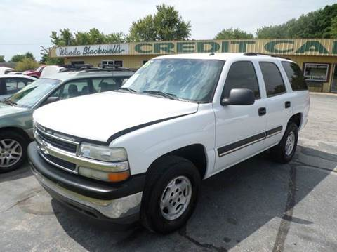 2005 Chevrolet Tahoe for sale in Bentonville, AR