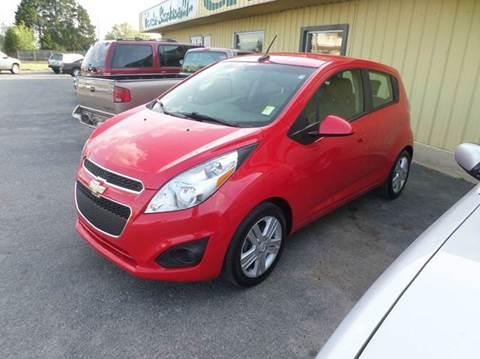 2013 Chevrolet Spark for sale in Bentonville, AR