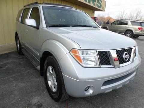 2005 Nissan Pathfinder for sale in Bentonville, AR