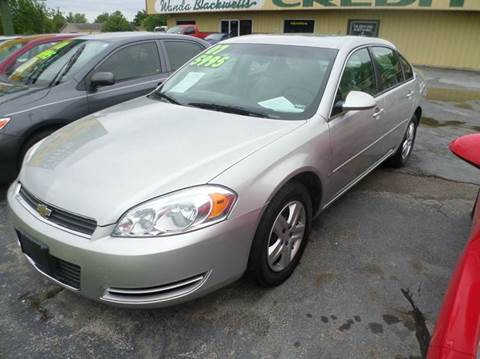 2007 Chevrolet Impala for sale in Bentonville, AR