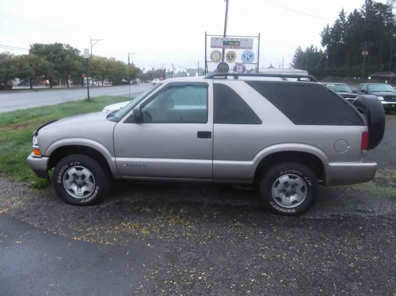 2005 Chevrolet Blazer LS 4WD 2dr SUV - Batavia NY
