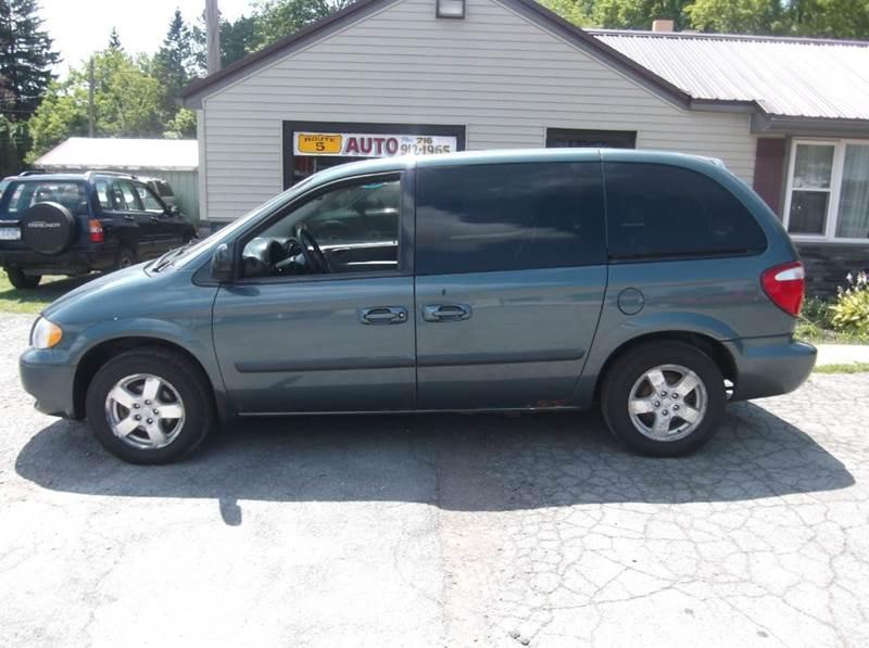 2006 Dodge Caravan SXT 4dr Mini-Van - Batavia NY