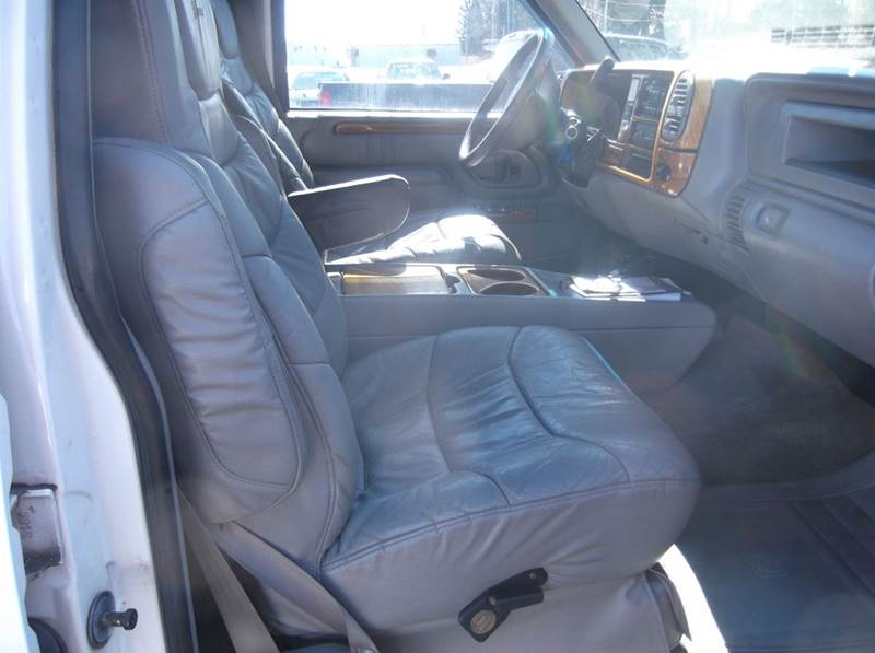1999 Chevrolet C/K 2500 Series 4dr K2500 LS 4WD Crew Cab SB HD - Batavia NY