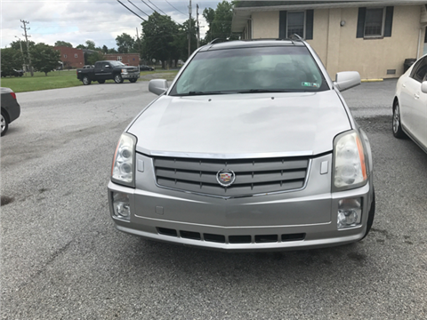 2004 Cadillac Srx For Sale In Delaware Carsforsale
