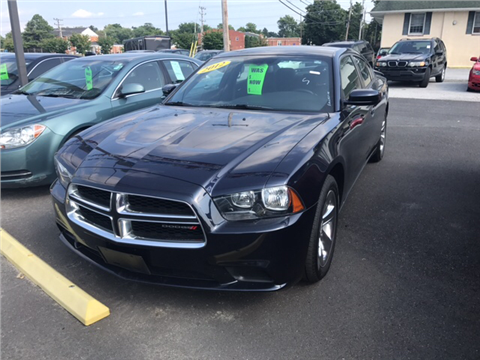2012 Dodge Charger for sale in New Castle, DE