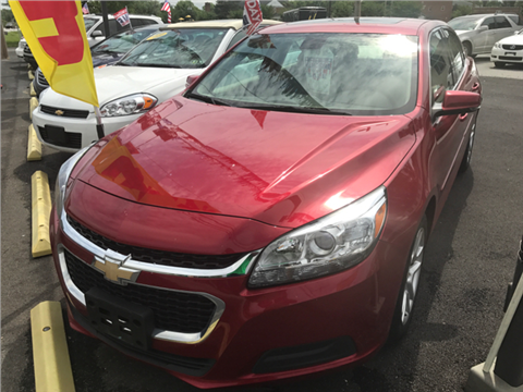 2014 Chevrolet Malibu for sale in New Castle, DE