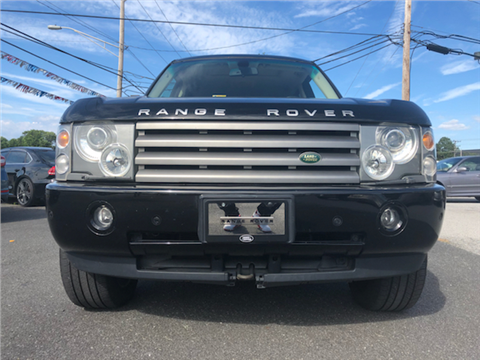 2005 Land Rover Range Rover for sale in New Castle, DE
