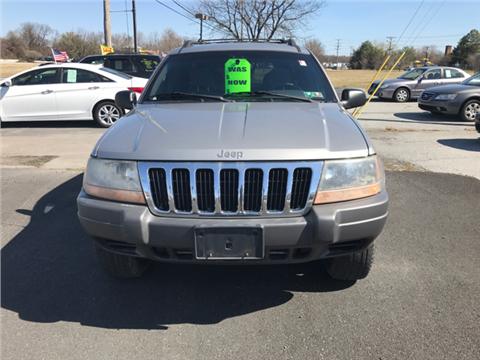 2001 Jeep Grand Cherokee for sale in New Castle, DE
